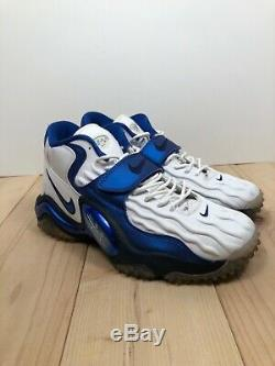 Nike Air Zoom Turf Jet 97 Obsidian Royal Training Shoes Mens Size 10 Preowned