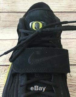 Nike Air Zoom Turf Jet 97 QS Oregon Ducks Cross Trainer Shoes 585387-002 Mens 10