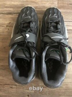 Nike Air Zoom Turf Jet 97 Trainer Shoes Sneakers Mens Size 13 Black Gray Green