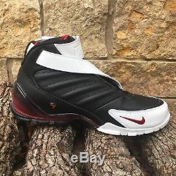 Nike Air Zoom Vick III Atlanta Falcons Turf Trainers 832698-001 Men Size 11
