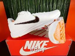 Nike Alpha Haurache Elite 2 Turf Mens Shoes Triple White CI2221-102 Size 12