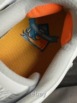 Nike Alpha Haurache Elite 2 Turf Shoes 2020 Spring Training CI2221-102 Size 10.5