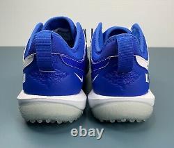 Nike Alpha Huarache 7 Pro Turf Duke University Mens Size 9 Shoes BV0863-101