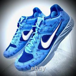 Nike Alpha Huarache Elite 2 Fathers Day Baseball Turf Shoes CI2222-402 Size 12