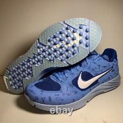 Nike Alpha Huarache Elite 2 Fathers Day Baseball Turf Shoes Men 11.5 CI2222-402