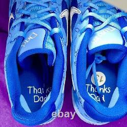 Nike Alpha Huarache Elite 2 Fathers Day Baseball Turf Shoes Men Sz 13 CI2222-402
