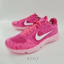 Nike Alpha Huarache Elite 2 Mothers Day Baseball Turf Shoes Mens 10 CI2222-603