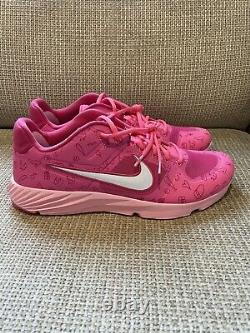 Nike Alpha Huarache Elite 2 Mothers Day Baseball Turf Shoes Mens 13 CI2222-603