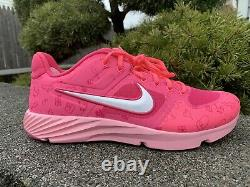 Nike Alpha Huarache Elite 2 Mothers Day Baseball Turf Shoes Mens 9 CI2222-603
