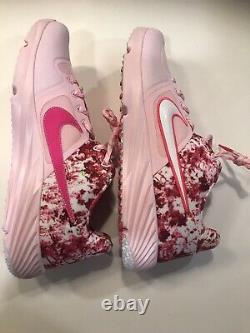 Nike Alpha Huarache Elite 2 Mothers Day Baseball Turf Shoes Size 12 Av2472-616