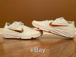 Nike Alpha Huarache Elite 2 Spring Training Turf Shoes Men's 10.5 CI2221-102