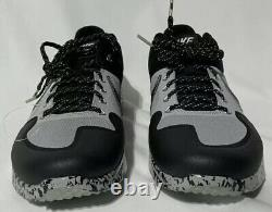 Nike Alpha Huarache Elite 2 Turf Baseball AV2472-001 Mens SZ 10 Shoes Cleats