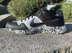 Nike Alpha Huarache Elite 2 Turf Baseball AV2472-001 Mens SZ 11 Shoes Cleats