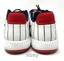 Nike Alpha Huarache Elite 2 Turf KC Limited Edition Apr 15 2020 Shoes Size 9.5