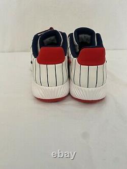 Nike Alpha Huarache Elite 2 Turf KC Limited Edition Apr 15 2020 Shoes Sz 12 NEW