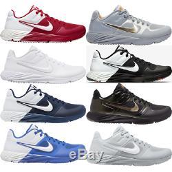 Nike Alpha Huarache Elite 2 Turf Men's Baseball Comfy Shoes