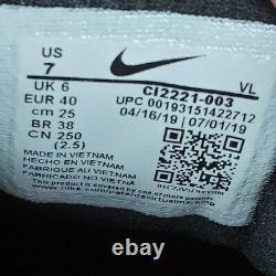 Nike Alpha Huarache Elite 2 Turf Shoes Black CI2221-003 Men's 7/ Wmns 8.5