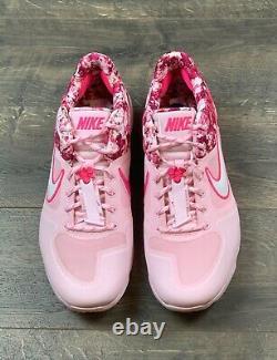 Nike Alpha Huarache Elite 2 Turf Shoes Size 13 Mothers Day Baseball Av2472-616