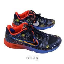 Nike Alpha Huarache Elite Mens 13 Independence Day Firework Turf Baseball Shoes