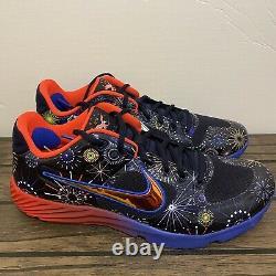Nike Alpha Huarache Elite Zoom Turf Independence Day Mens Shoes Sz 12CI2222-403