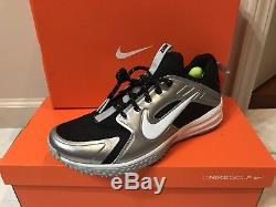 Nike Alpha Huarache Turf Baseball Trainer Troup MVP Clipper Shoes Mens Size 11
