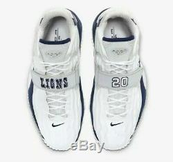 Nike Barry Sanders Air Zoom Turf Jet 97 20th Anniversary Shoe size 11.5