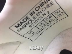 Nike Cornerstone Turf Baseball Shoes Mens 11 Nib Black Rare 90's Authentic