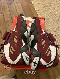 Nike DIAMOND TURF II PRM QS FSU Florida State SEMINOLES Deion Sanders Shoes 11