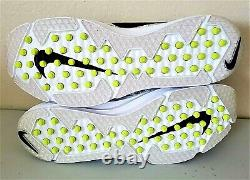 Nike/Doernbecher Oregon Ducks Vapor Speed Turf Stomp Out Cancer Size 14