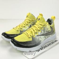 Nike Doernbecher Vapor Speed Mens 11.5 Oregon Football Turf Shoes 923486-701