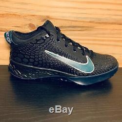 Nike Force Trout 5 Men's Baseball Turf Shoes Eagle Nation Size 10 NEW BQ5556-001
