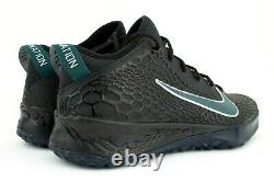 Nike Force Zoom Mike Trout 5 Turf Shoes EAGLE NATION Limited Size 12 BQ5556-001