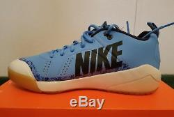 Nike Force Zoom Trout 4 Turf TF Baseball Caolina UNC Blue 917838-440 Men Size 11