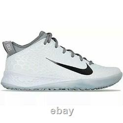Nike Force Zoom Trout 5 Baseball Turf Shoe AH3374-004 Size 10