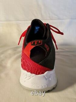 Nike Force Zoom Trout 5 Baseball Turf Shoes AH3374-601 Red Mens Size 9.5