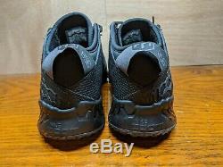 Nike Force Zoom Trout 5 Mens Baseball Turf Shoes Black AH3374-002 size 8.5