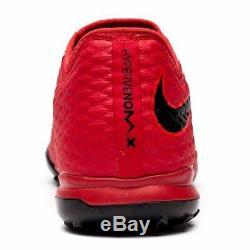 Nike HYpervenom X Finale 2018 NikeSkin Turf Soccer Shoes New Fire Red