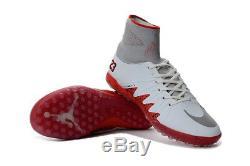 Nike HypervenomX Proximo NJR TF Neymar Jordan Turf Shoes Size 11. Brand New