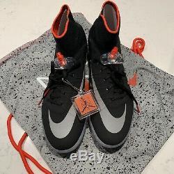 Nike HypervenomX Proximo NJR x Air Jordan NEYMAR Turf Soccer Men Size 10