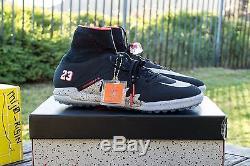 b8c9af71126b Nike HypervenomX Proximo NJR x Air Jordan NEYMAR Turf Soccer Men Size 9.5