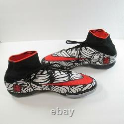 Nike HypervenomX Proximo Neymar Alegria Turf Shoes Mens Size 11 NikeSkin Crimson
