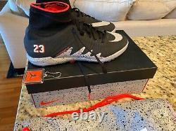 Nike Hypervenom X Proximo NJR TF Neymar Jordan Turf Cleats Sz 9.5 NEW 820134 006