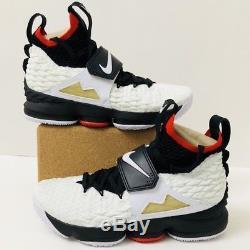 Nike LeBron 15 Diamond Turf / Primetime Men's Size 10