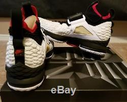 Nike Lebron 15 Diamond Turf Mens Size 13 Ao9144100