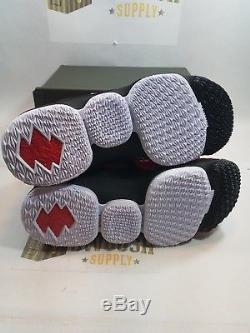 Nike Lebron 15 XV Prime Red Diamond Turf Varsity Red Men's Size 12 AO9144 600