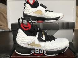 Nike Lebron XV 15 Prime DIAMOND TURF Mens Size 8