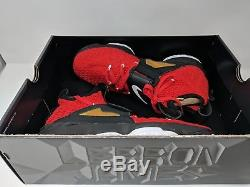 Nike Lebron XV 15 Prime Diamond Turf Red Lbj 23 (ao9144-600) Men Size 10.5 New