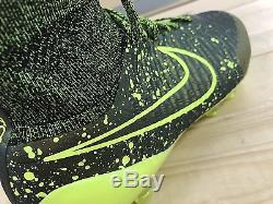Nike Magista Obra AG-R ACC Turf Soccer Cleats Citron Volt SZ 6.5 (717130-370)