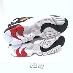 Nike Men's Air Diamond Turf Retro OG Size 9.5 Deion Sanders Falcons 309434 105