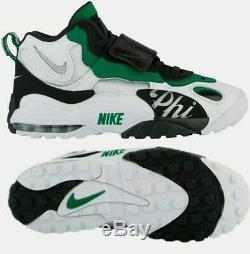 Nike Men's Air Max Speed Turf Shoes Size 10 Philadelphia Eagles White BV1228-100